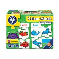 Colour Match Jigsaw Puzzle