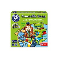 Crocodile Snap Mini Game