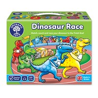 Dinosaur Race Board Game