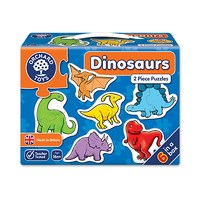 Dinosaurs Jigsaw Puzzle | Perfect For Toddlers