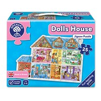 Dolls House Jigsaw Puzzle