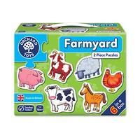 Farmyard Jigsaw Puzzle