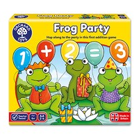 Frog Party Game