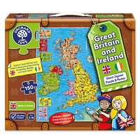 Great Britain & Ireland Puzzle