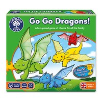 Go Go Dragons Board Game