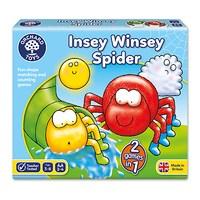 Insey Winsey Spider Game