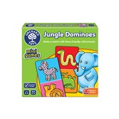 Orchard Toys Jungle Dominoes Mini Travel Game