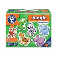 Jungle Jigsaw Puzzle