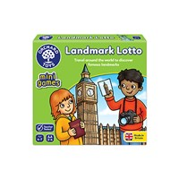 Landmark Lotto Mini Game