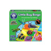 Orchard Toys Little Bug Bingo Mini Travel Game