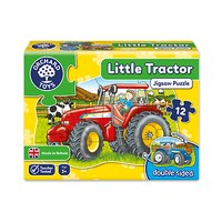 Little Tractor Jigsaw Puzzle