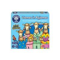 Orchard Toys Llamas in Pyjamas Mini Travel Game