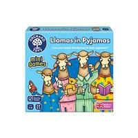 Llamas in Pyjamas Mini Game