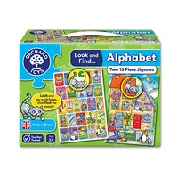 Look and Find... Alphabet Jigsaw