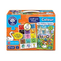 Look and Find... Colour Jigsaw