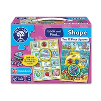 Look and Find... Shape Jigsaw