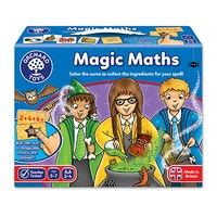 Magic Maths Game