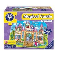 Magical Castle Jigsaw Puzzle