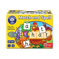 Match and Spell Game