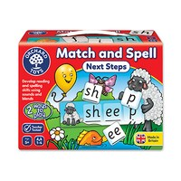 Match and Spell Next Steps Game