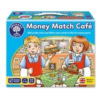 Money Match Café Game