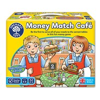 Money Match Café International Game