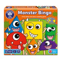Monster Bingo Game