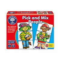 Orchard Toys Pick and Mix People Game