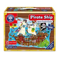 Pirate Ship Jigsaw Puzzle