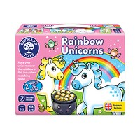 Rainbow Unicorns Game | Orchard Toys