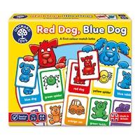 Red Dog, Blue Dog Game