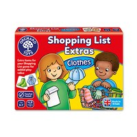 Shopping List Extras - Clothes