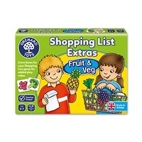 Shopping List Extras - Fruit & Veg
