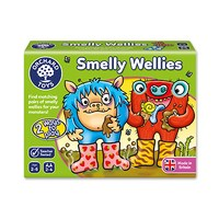 Smelly Wellies Game