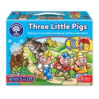 Three Little Pigs Board Game