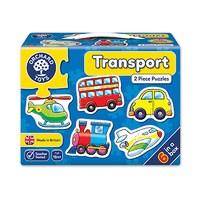 Transport Jigsaw Puzzle