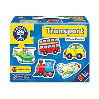Transport Jigsaw Puzzle