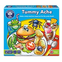 Tummy Ache Game