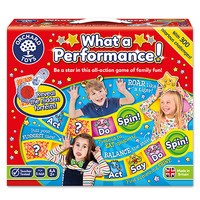 What a Performance Board Game