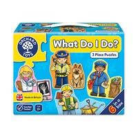 What Do I Do Jigsaw Puzzle