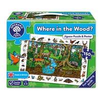Where in the Wood Jigsaw