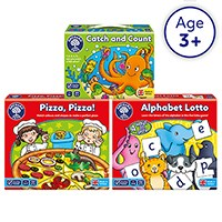 Preschool Pack 1 | Perfect For Home Learning