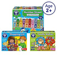 Preschool Pack 3   Learn From Home