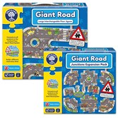 Giant Road and Junctions