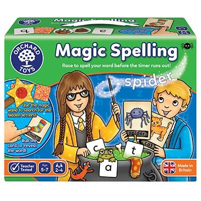 Magic Spelling Game
