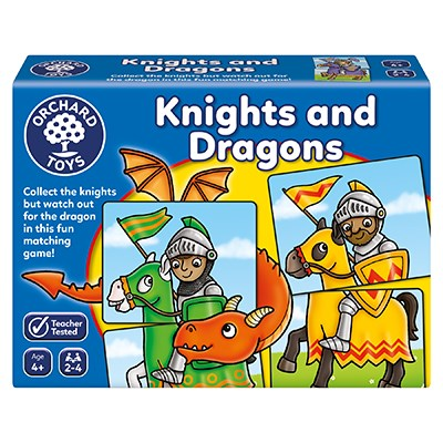 Knights and Dragons Game
