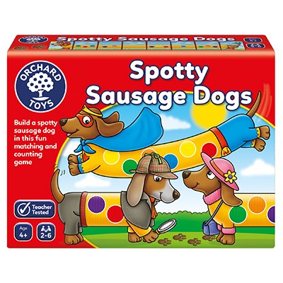 Spotty Sausage Dogs Game