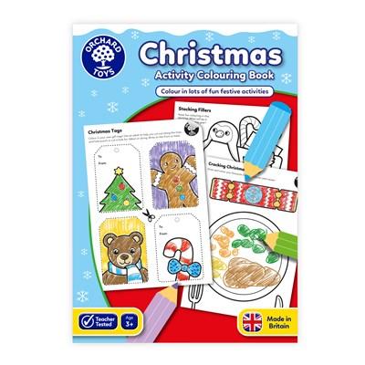 Christmas Colouring Pad