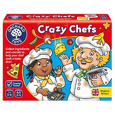 Crazy Chefs Game