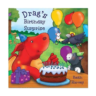 Drag's Birthday Surprise